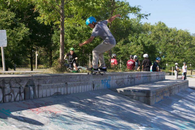 Ontario Skateparks