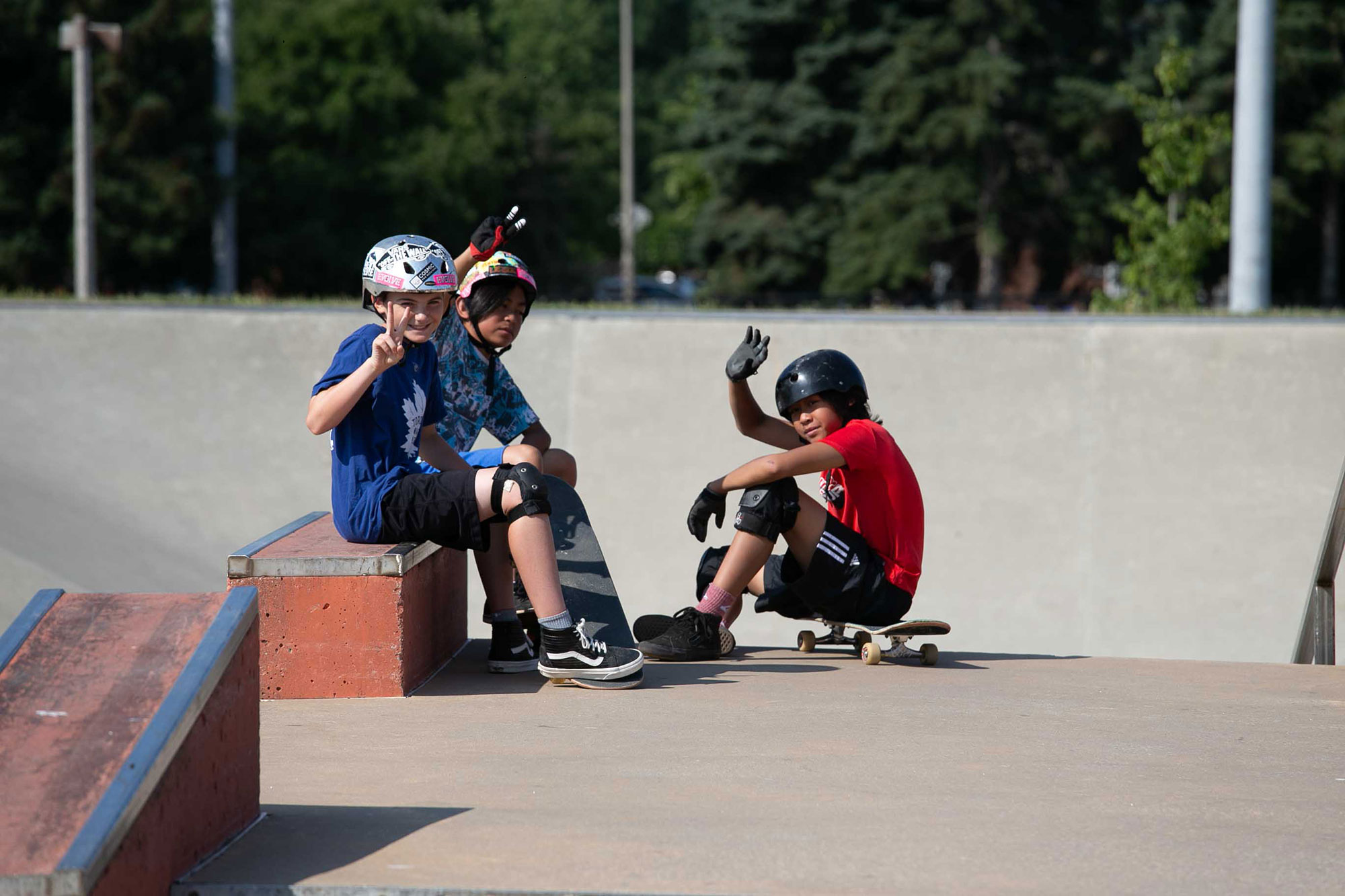 SUMMER IS COMING! Skateboard & Scooter Camp – Markham 2021