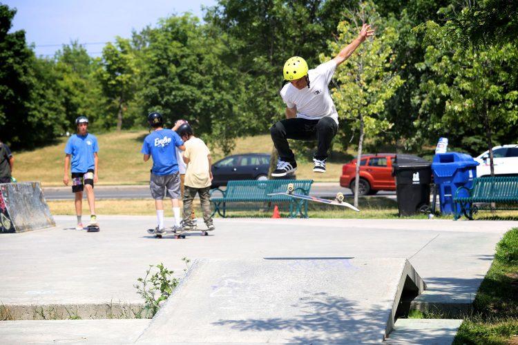 Skateboard & Scooter Camp – Toronto 2021