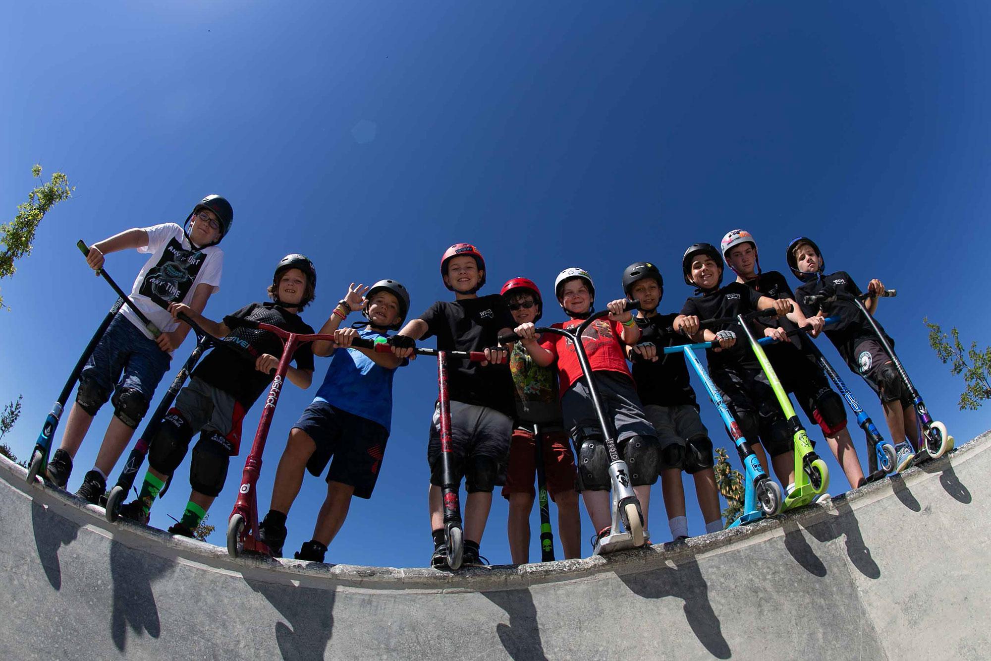 Skateboard & Scooter Summer Camp 2021 – York Region